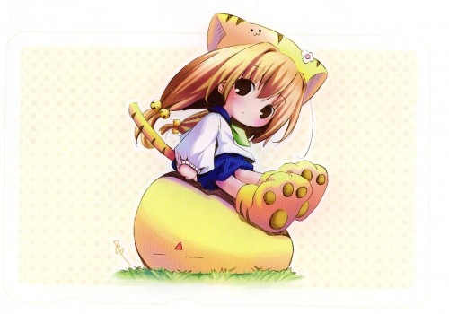 POP, Di Gi Charat, Lollipop (Artbook), Puchiko