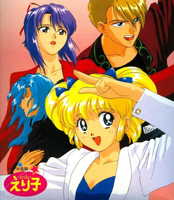 Production Reed, Idol Densetsu Eriko, Rei Asagiri, Eriko Tamura