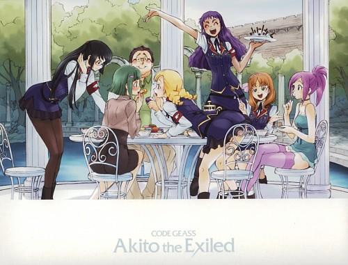 RICCA, Takahiro Kimura, Sunrise (Studio), Akito the Exiled, Sarah Danes