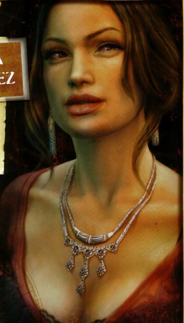 Silent Hill, Cynthia Velasquez