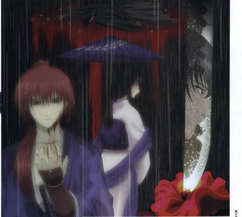 Nobuhiro Watsuki, Studio Deen, Rurouni Kenshin, Tomoe Yukishiro, Kenshin Himura