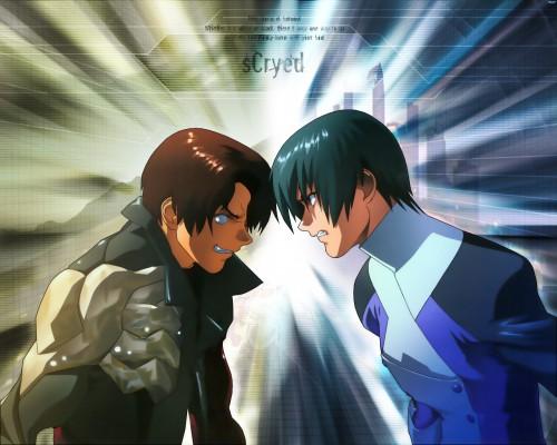 s-CRY-ed, Kazuma (s-CRY-ed), Ryuhou Tairen Wallpaper
