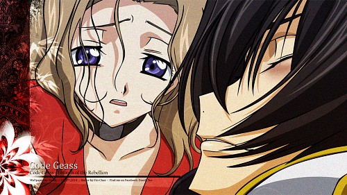 Sunrise (Studio), Lelouch of the Rebellion, Lelouch Lamperouge, Nunnally Lamperouge Wallpaper