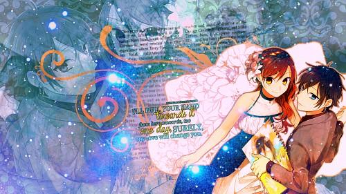 Daisuke Hagiwara, Horimiya, Izumi Miyamura, Kyouko Hori Wallpaper