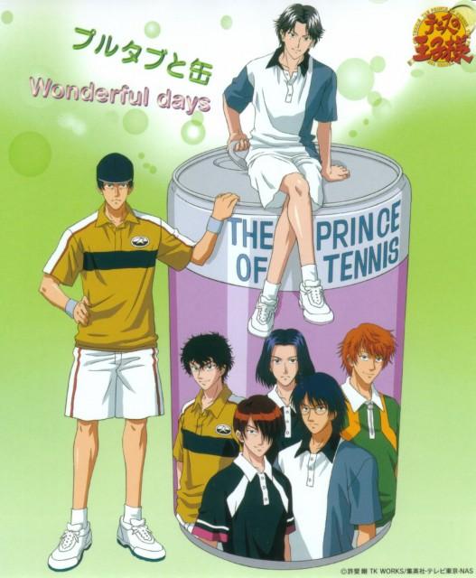 Takeshi Konomi, J.C. Staff, Prince of Tennis, Kiyosumi Sengoku, Akira Kamio