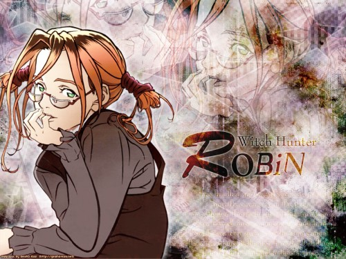 Sunrise (Studio), Witch Hunter Robin, Robin Sena Wallpaper