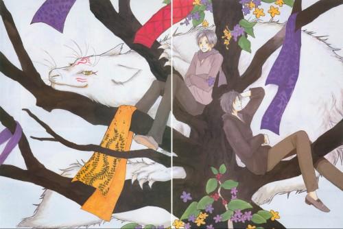 Yuki Midorikawa, Brains Base, Natsume Yuujin-Chou, Takashi Natsume, Kaname Tanuma
