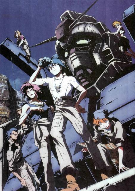 Sunrise (Studio), Mobile Suit Gundam: The 08th MS Team, Mobile Suit Gundam - Universal Century