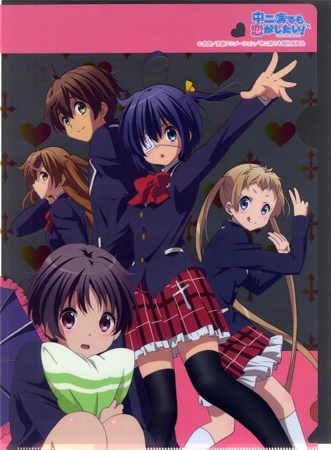 Nozomi Ousaka, Kyoto Animation, Chuunibyou demo Koi ga Shitai!, Kumin Tsuyuri, Shinka Nibutani
