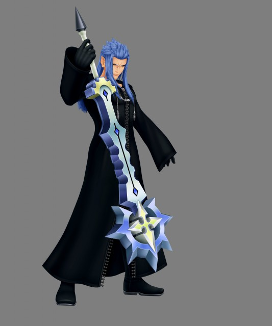 Square Enix, Kingdom Hearts, Saix