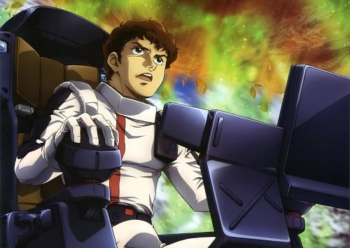 Mobile Suit Gundam - Universal Century, Mobile Suit Gundam Char's Counterattack, Gundam Perfect Files, Amuro Ray