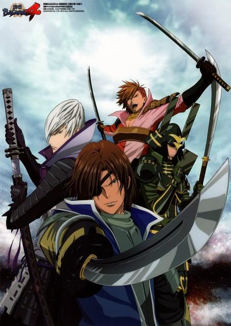 Makoto Tsuchibayashi, Production I.G, Capcom, Sengoku Basara, Sakon Shima (Sengoku Basara)