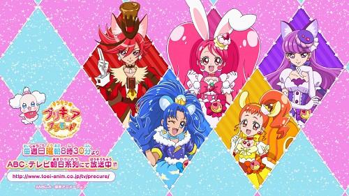 Toei Animation, Kirakira Precure A La Mode, Pekorin, Cure Gelato, Cure Custard