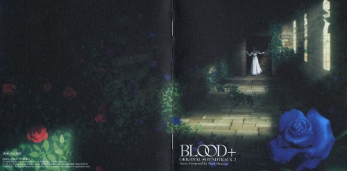 Production I.G, Blood+, Diva, Album Cover