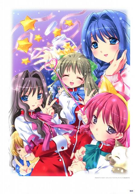 Maneki Kamiya, Key (Studio), Flavor of Alice, Kanon, Kaori Misaka
