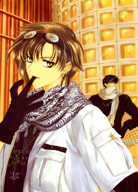 CLAMP, Legal Drug, CLAMP South Side, Kazahaya Kudou, Rikuo Himura