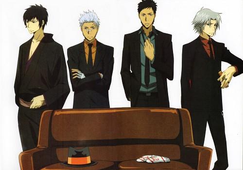 Akira Amano, Artland, Katekyo Hitman Reborn!, Takeshi Yamamoto, Hayato Gokudera