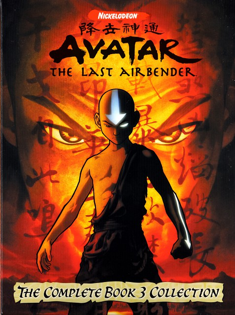Avatar: The Last Airbender, Aang