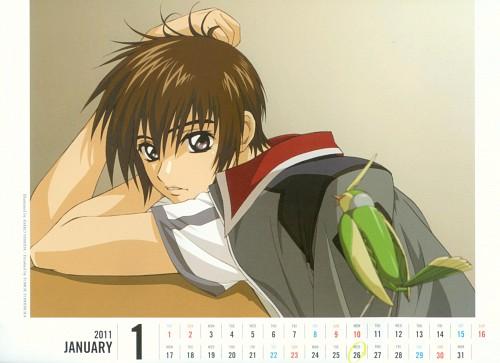 Hisashi Hirai, Asako Nishida, Sunrise (Studio), Mobile Suit Gundam SEED, Torii (Gundam SEED)