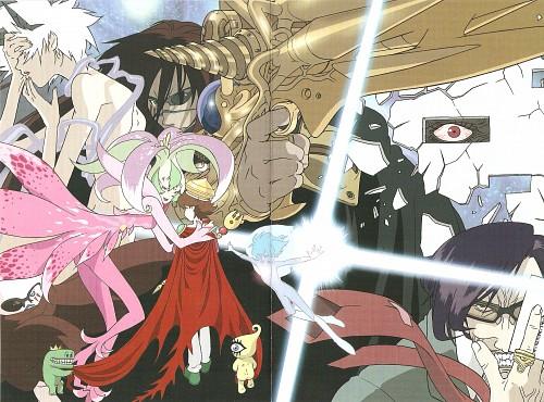 Atsuko Nakajima, Gonzo, Square Enix, Final Fantasy Unlimited, Shiroi Kumo