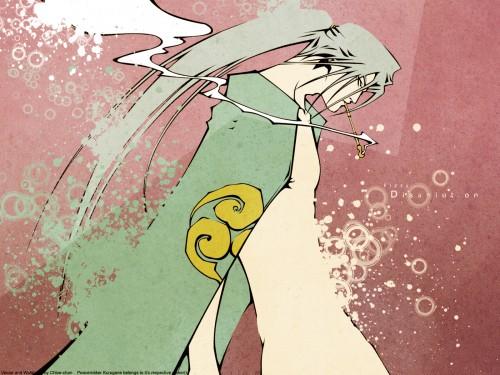 Nanae Chrono, Gonzo, Peacemaker Kurogane, Toshizou Hijikata (Peacemaker Kurogane) Wallpaper