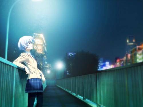 Nitro+, Madhouse, Chaos Head, Ayase Kishimoto, Game CG