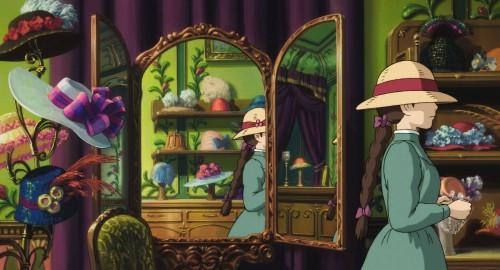Studio Ghibli, Howl's Moving Castle, Sophie Hatter