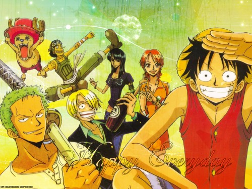 Eiichiro Oda, Toei Animation, One Piece, Nami, Tony Tony Chopper Wallpaper