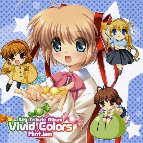 Clannad, Air, Little Busters, Kanon, Misuzu Kamio