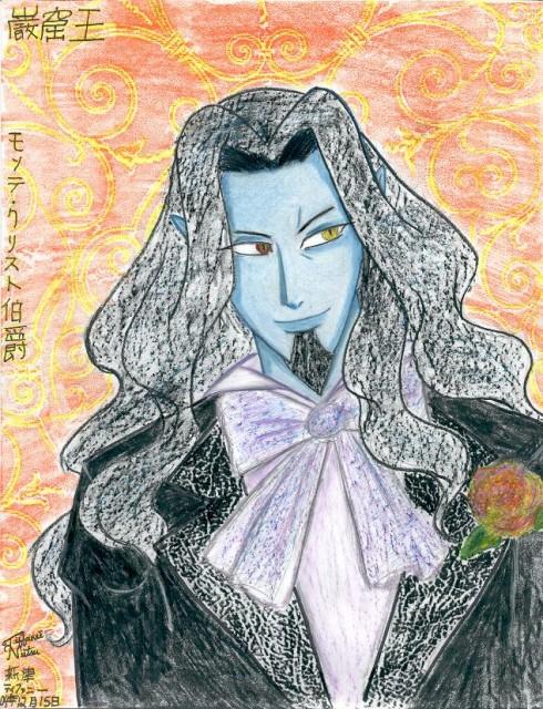 Gonzo, Gankutsuou, Edmond Dantes, Member Art