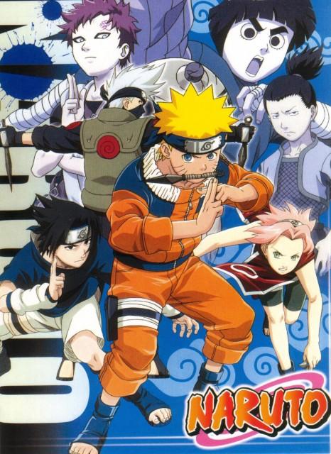 Studio Pierrot, Naruto, Sakura Haruno, Gaara, Sasuke Uchiha