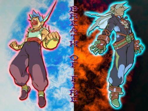 Capcom, Breath of Fire, Fou-Lu, Ryu (Breath of Fire) Wallpaper