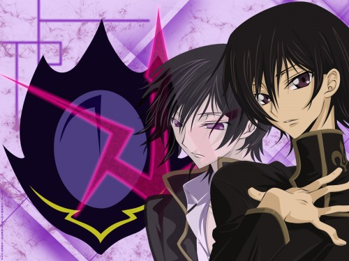 Lelouch of the Rebellion, Lelouch Lamperouge Wallpaper