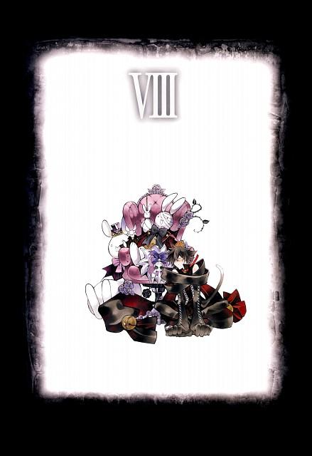 Jun Mochizuki, Xebec, Pandora Hearts, Pandora Hearts ~odds and ends~, Cheshire