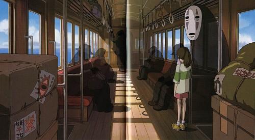 Studio Ghibli, Studio Hibari, Spirited Away, The Art of Spirited Away, Chihiro Ogino