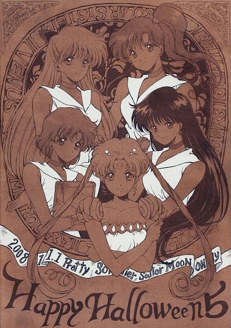 Studio Canopus, Bishoujo Senshi Sailor Moon, Princess Serenity, Sailor Mars, Sailor Venus
