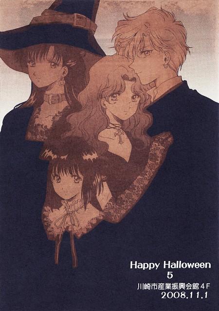 Studio Canopus, Bishoujo Senshi Sailor Moon, Michiru Kaioh, Setsuna Meioh, Hotaru Tomoe