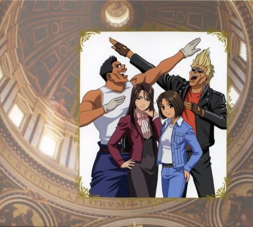 Kousuke Fujishima, Anime International Company, Ah! Megami-sama, Megumi Morisato, Sayoko Mishima
