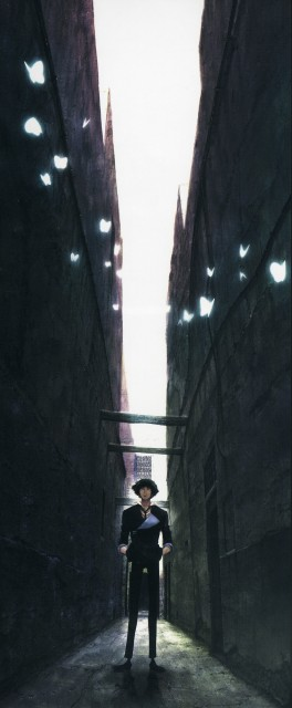 Toshihiro Kawamoto, Sunrise (Studio), Cowboy Bebop, Spike Spiegel