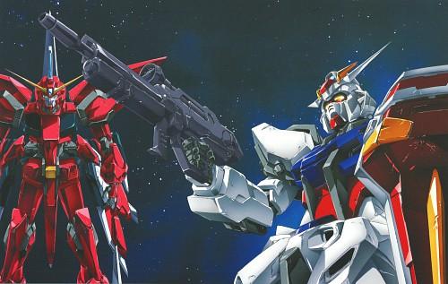 Sunrise (Studio), Mobile Suit Gundam SEED, Mobile Suit Gundam Seed & Seed Destiny Pinup Collection