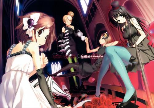 Kagome, Kakifly, Kyoto Animation, K-On!, Mio Akiyama
