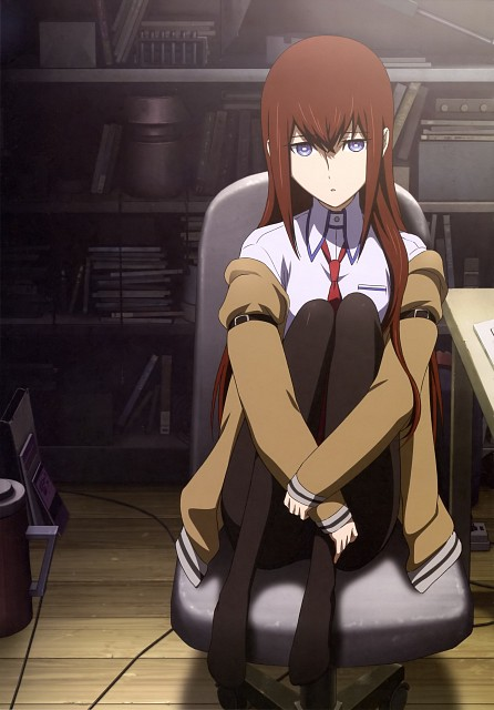 Nitro+, White Fox, Steins Gate, Kurisu Makise