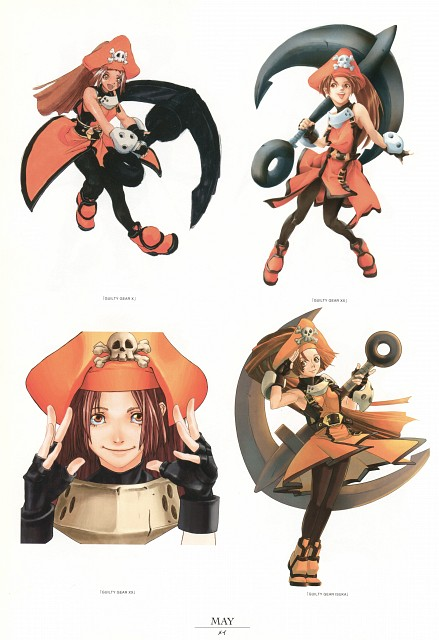 Ark System Works, Guilty Gear, May (Guilty Gear)