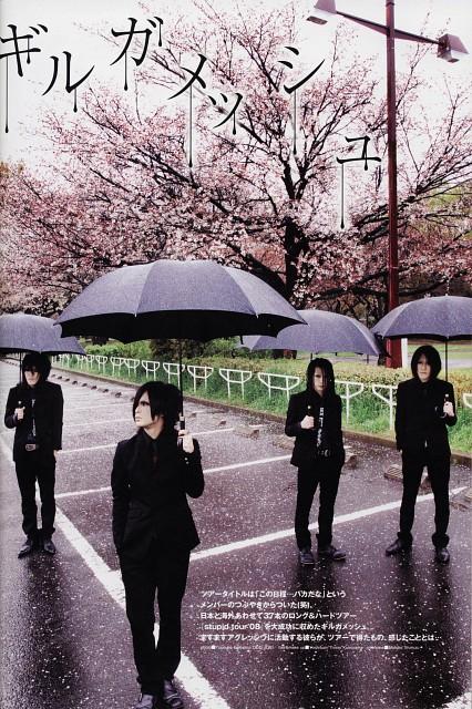 Nii, Ryo (J-Pop Idol), Shuu, Girugamesh, Satoshi (J-Pop Idol)