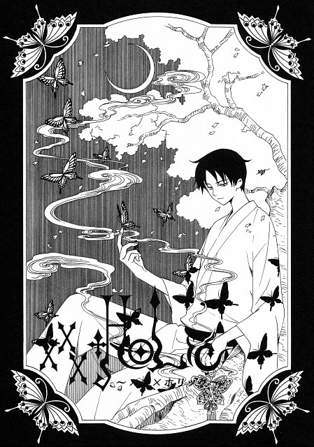 CLAMP, xxxHOLiC, Kimihiro Watanuki