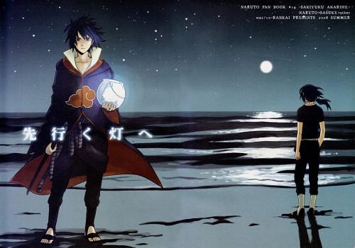 10-Rankai, Naruto, Itachi Uchiha, Sasuke Uchiha, Doujinshi Cover