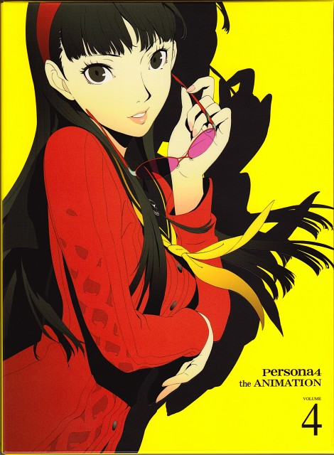 Shigenori Soejima, Anime International Company, Atlus, Shin Megami Tensei: Persona 4, Yukiko Amagi