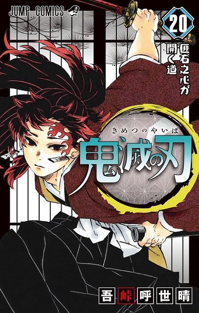 Koyoharu Gotouge, Ufotable, Kimetsu no Yaiba, Yoriichi Tsugikuni, Manga Cover