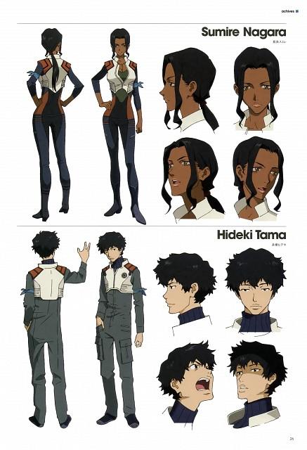 Khara, Gainax, Neon Genesis Evangelion, Evangelion 3.0 Theatrical Booklet, Hideki Tama