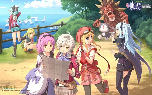 Falcom, The Legend of Heroes: Zero no Kiseki, Tio Plato, Renne, Millium Orion